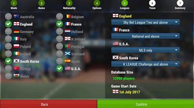 Download Football Manager Mobile 2018 APK MOD