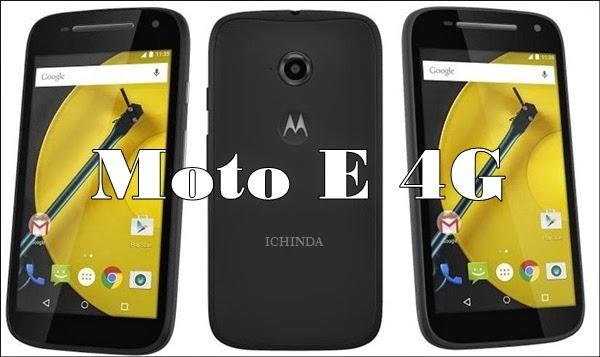 Motorola, Moto E 4G