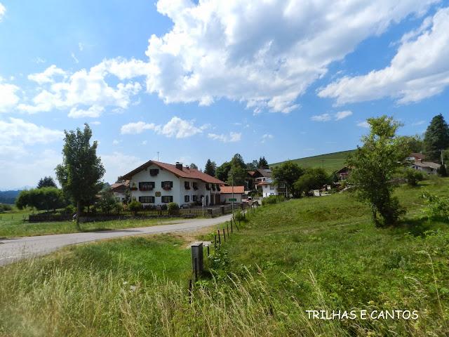 Estrada Romântica Alemanha