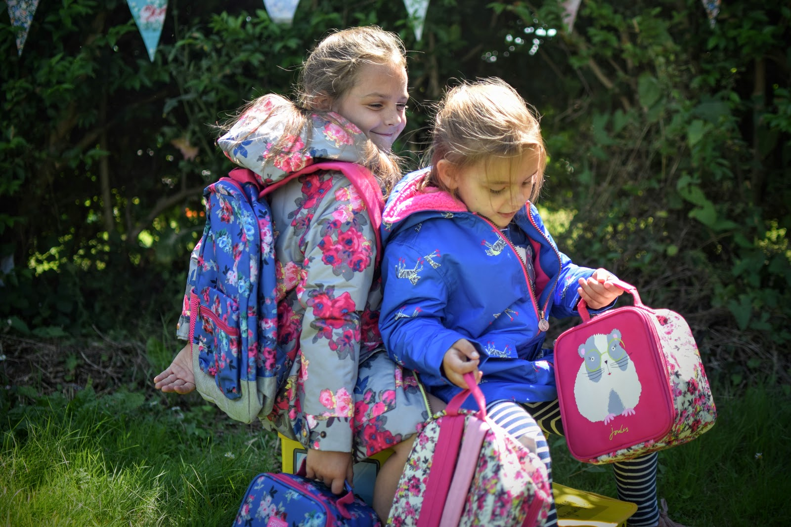 , Back to School Coats, Bags and Lunchboxes #BrightWithJoules