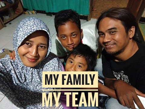 Aliran Rasa My Family My Team