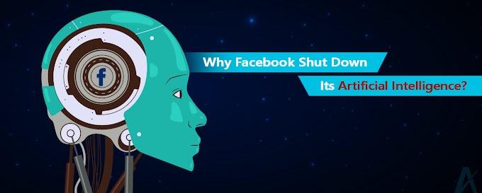 Facebook artificial intelligence shut down