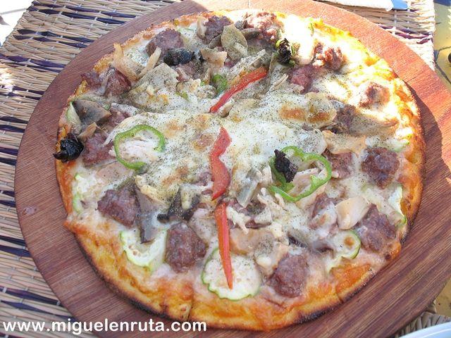 Pizza-Marruecos
