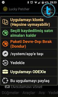 Androıd Uygulama Klonlama  - Ücretsiz