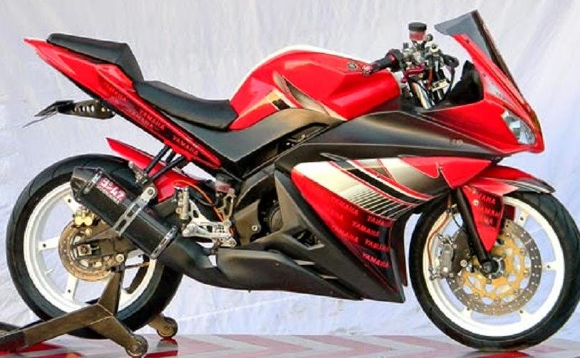 kumpulan modifikasi motor sport yamaha