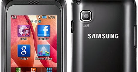 Samsung flash file c series