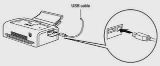 wired usb printer