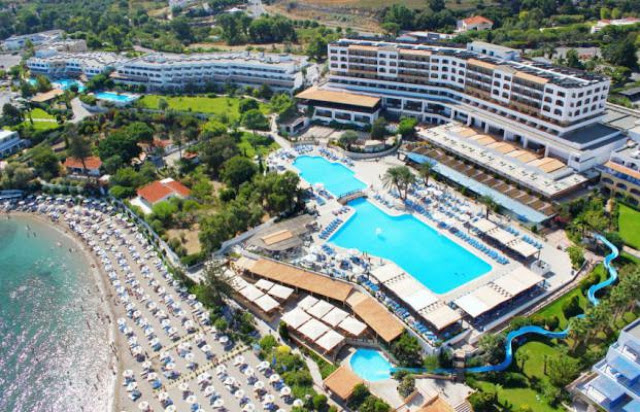 Aldemar Amilia Mare All Inclusive Rhodes