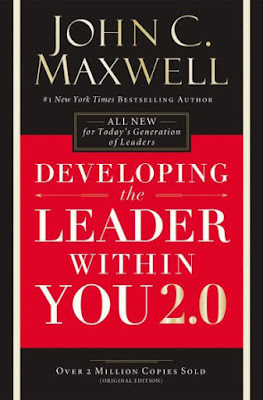 "Featured in the article: ""12 Best Leadership Books You Must Read"". Developing the Leader within You By John C. Maxwell"