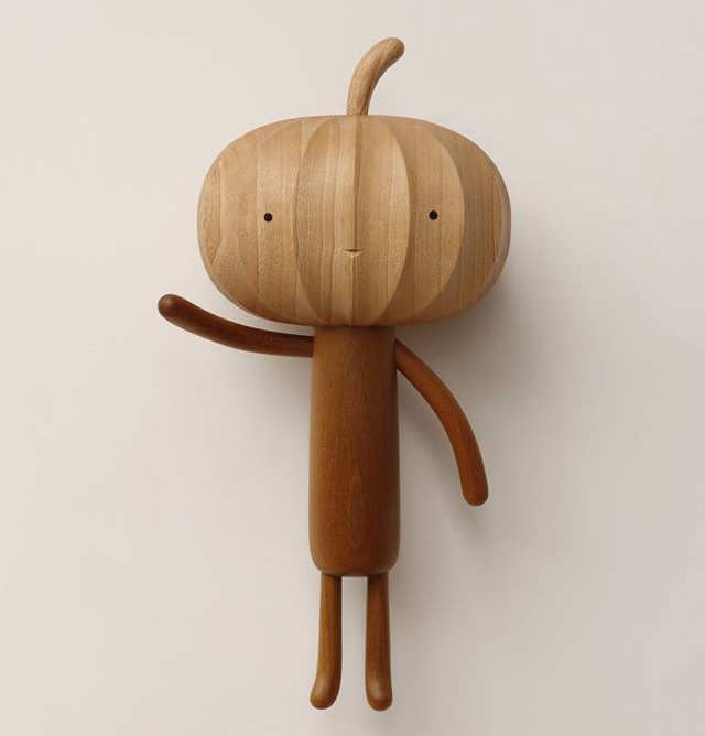wooden doll