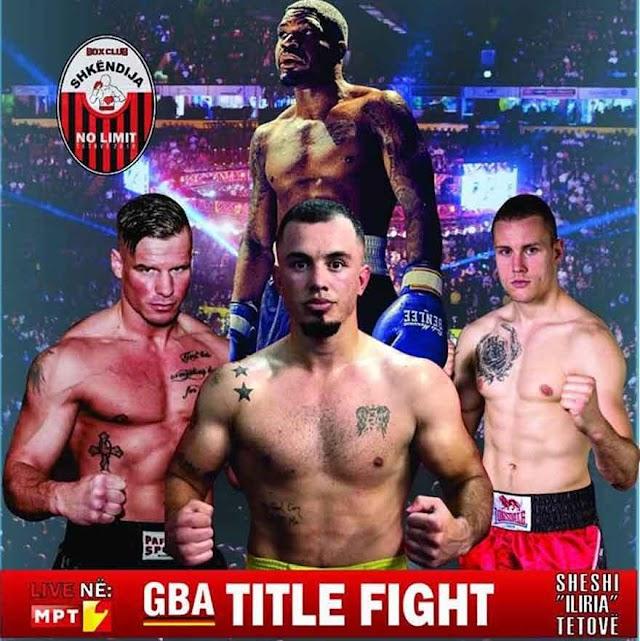"""Night of the Champions"" Internationales Box Turnier in Tetovo"