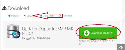 Kemendikbud kembali merilis pembaruan aplikasi dapodik untuk Sekolah Menengan Atas Cara Update Aplikasi Dapodik SMA-SMK Terbaru dari Versi 8.4.0 Menjadi Versi 8.4.0*