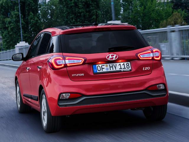 Novo Hyundai HB20 2020 - Hyundai i20