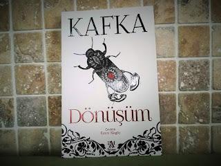 Dönüşüm Franz Kafka değişim