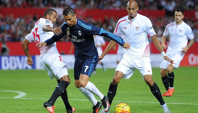Real Madrid vs Sevilla en vivo Supercopa