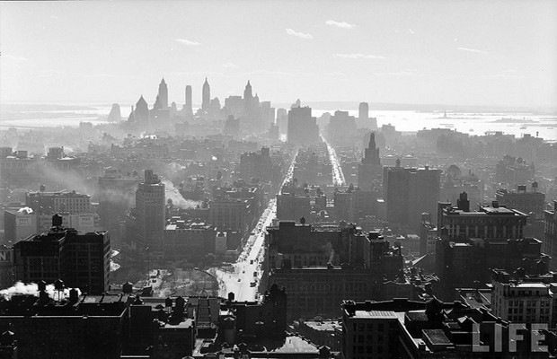 Manhattan from Union Square