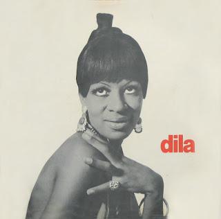 DILA - PODES CRER BICHO,ESSA MULATA CANTA PACA (1970)