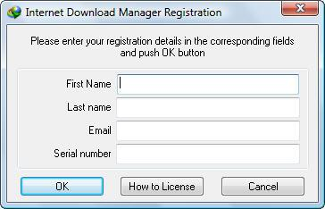 fake serial code for internet download manager