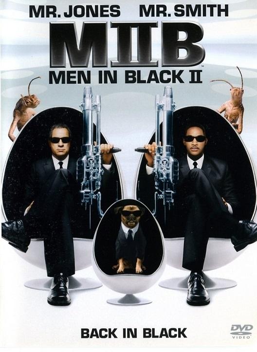 فیلم دوبله: مردان سیاه پوش 2 (2002) Men in Black