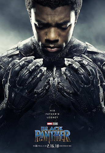 Black Panther BRRip 1080p Dual Latino / Ingles) (2018)