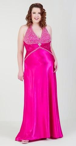 dff7560f4 Fantásticos Vestidos de Quince años para Gorditas   Moda en vestidos ...
