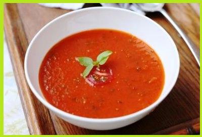 Tamater Soup Recipe in Hindi