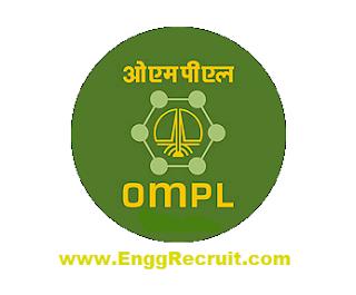 OMPL Recruitment 2018
