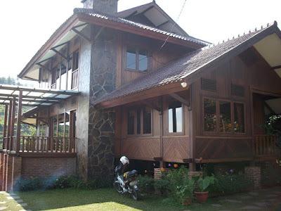 wood style house 11