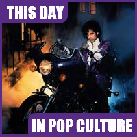 Prince's Purple Rain was released on July 27, 1984