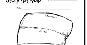Corkboard Connections: Story Hat Map for March 2nd
