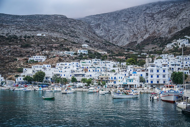 Aegiali-Amorgos-Cyclades