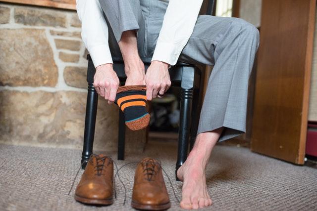 Men Socks। types and wearing tips । मोजो  के प्रकार और पहने के तरीके। In hindi ।