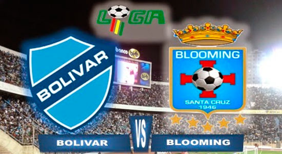 En vivo Bolívar vs. Blooming