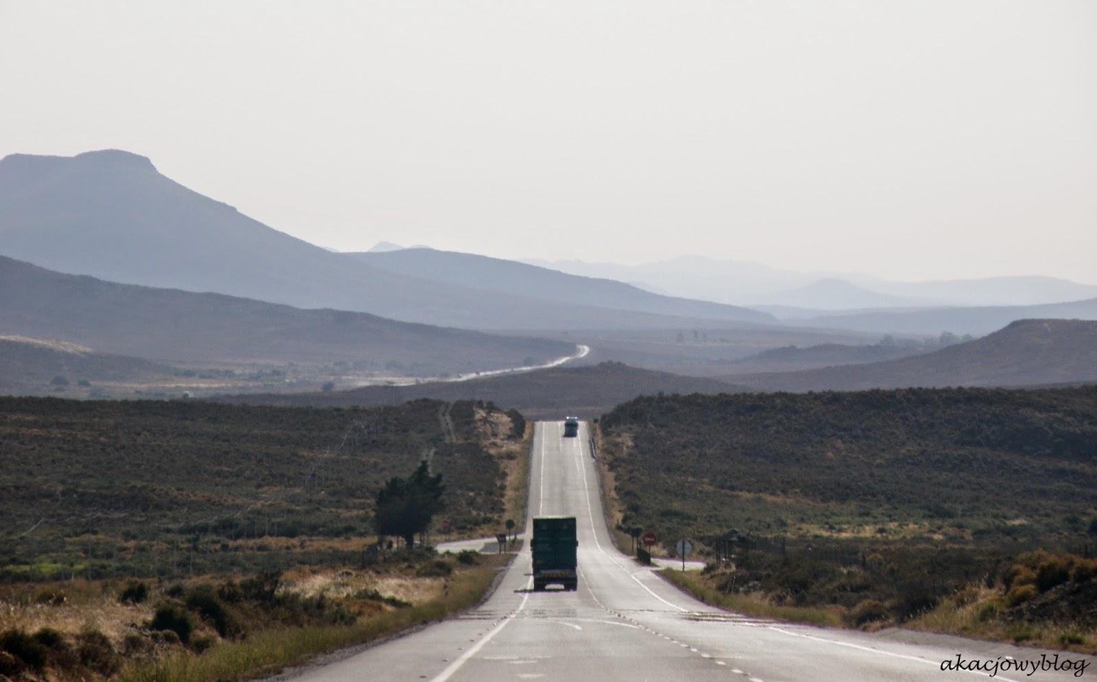 Matjiesfontein - podróż w przeszłość - 195 mil na północny wschód od Cape Town.