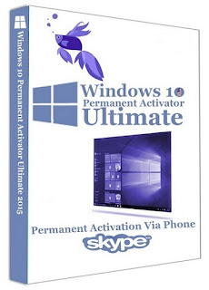 Windows 10 Permanent Activator Ultimate 1.8 FREE Download