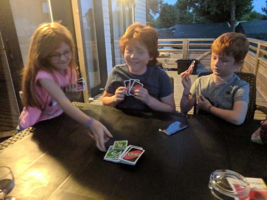 Les Ecureuils Campsite, Vendee - A Eurocamp Site near Puy du Fou (Full Review) - playing cards