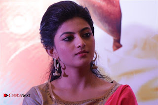 Actress Anandhi Enakku Innoru Per Irukku Press Meet  0033