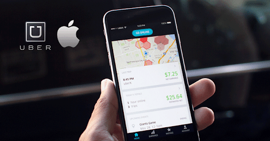 Apple Allows Uber to Use a Powerful Feature that Lets it Record iPhone Screen