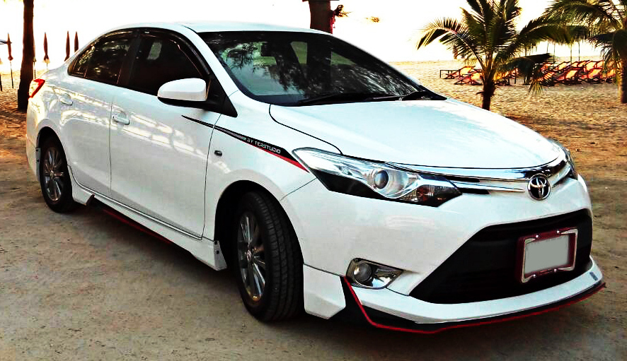 Rayspeed Auto Styling & Accessories Online Trading: TOYOTA VIOS YEAR 2014 (DRIVE 68) FULL BODYKIT