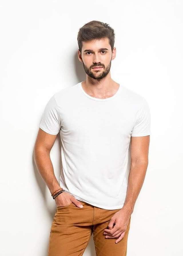 Mister Grande Porto Alegre CNB 2018 • Lucas Martins, 23 anos • Foto: Divulgação/LV Assessoria