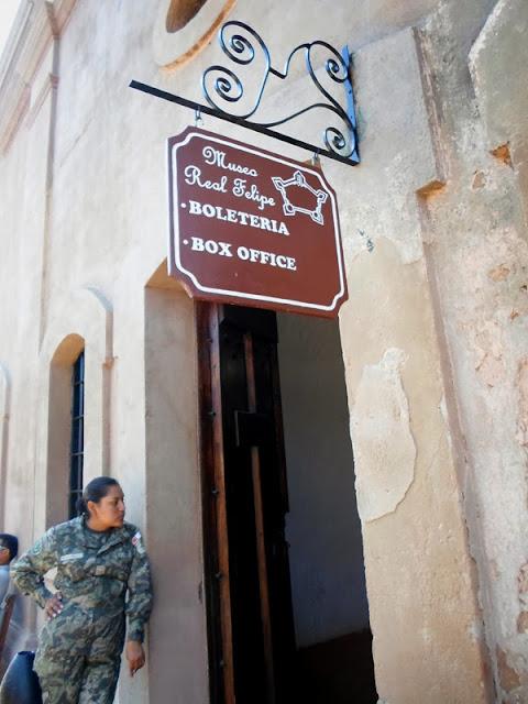 Fortaleza del Real Felipe, Callao