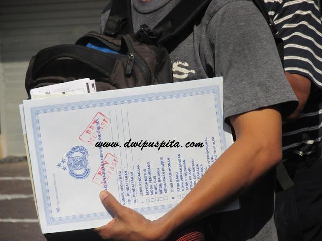 syarat dokumen yang harus dibawa saat bayar pajak