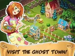 Game Ghost Town Adventure Apk