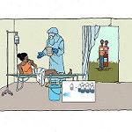 Ebola in afika