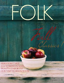 Barn House in FOLK Magazine!