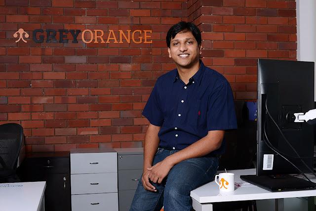 greyOrange,two Indian engineers built a global robotics company