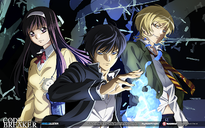 Code:Breaker + OVA Batch Sub Indo