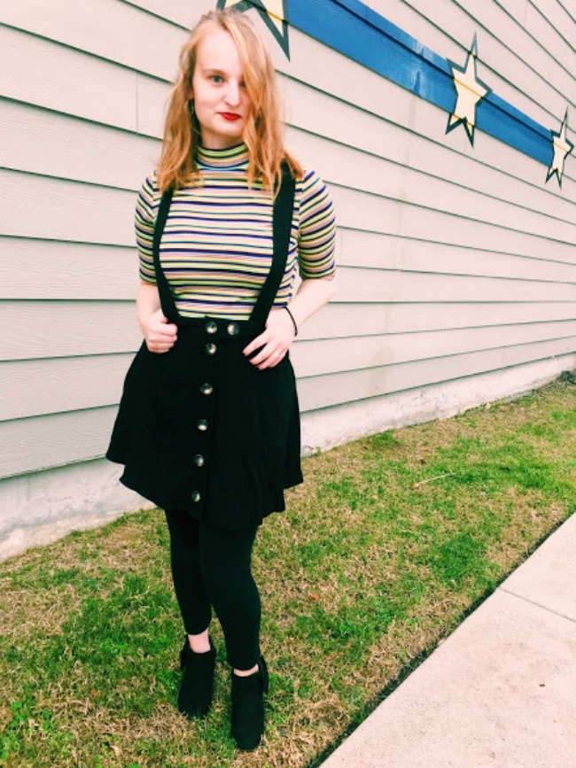 The $40 ASOS Pinafore
