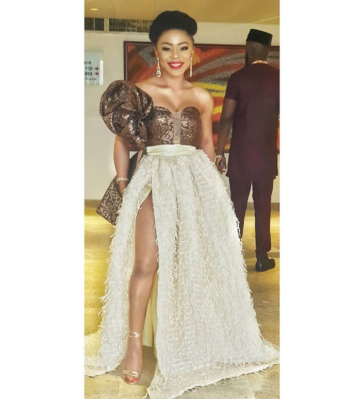 No Bra Day: Braless Photos Of Nigerian Celebrities