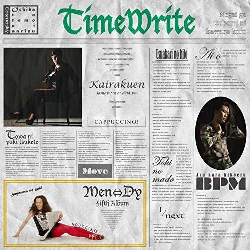 [Album] Men-Dy – TimeWrite (2015.11.20/MP3/RAR)